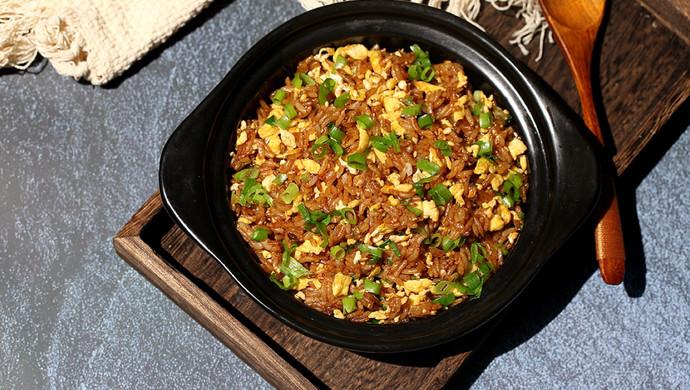 酱油炒饭#520,美食撩动TA的心!#