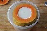 【木瓜椰奶冻】消暑甜品的做法图解6