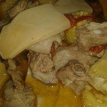 时蔬大排汤