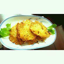 鸡蛋土豆饼+#厉害了我的零食#