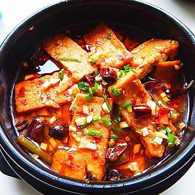 水煮豆腐块
