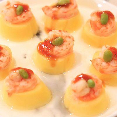 玉子虾仁—迷迭香