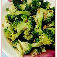 非常简单的下饭菜----普宁豆瓣酱炒西兰花