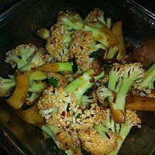 豆豉花菜-懒人菜