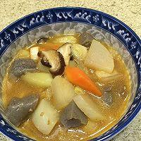 味增汤的做法图解7