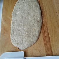 橄榄油全麦面包的做法图解4
