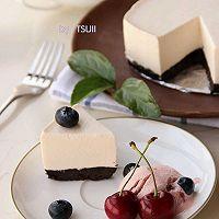 ·奥利奥冻芝士蛋糕·零失误的完美下午茶的做法图解8