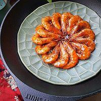 红焖大虾#秋天怎么吃#的做法图解13
