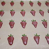 史上最详细彩绘毛巾卷-蔓越莓奶油彩绘毛巾卷#最萌缤纷儿童节#的做法图解27