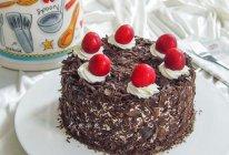 黑森林蛋糕#有颜值的实力派#的做法