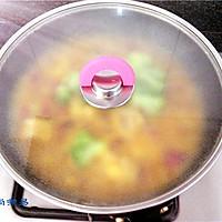 大喜大牛肉粉试用【咖喱牛蹄筋】的做法图解9