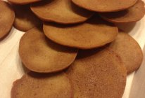 自制旺旺煎饼(可做宝宝磨牙饼)的做法