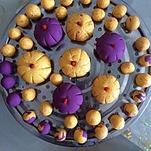 紫薯汤圆 南瓜汤圆 南瓜饼紫薯饼