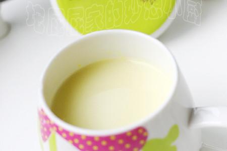 苹果牛奶豆浆的做法