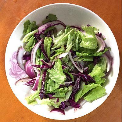 醋拌蔬菜沙拉