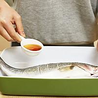 迷迭香:清蒸鲈鱼的做法图解3