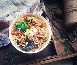 肥肠米线#2018年我学会的一道菜#的做法