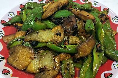 回锅肉(青椒版)