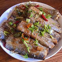 #鲜到鲜得舟山带鱼0元试吃#家焖带鱼,吃不腻的家常味的做法图解8