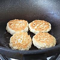 #童年不同样,美食有花样# 鸡肉豆腐堡的做法图解10