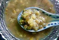 消暑绿豆汤的做法