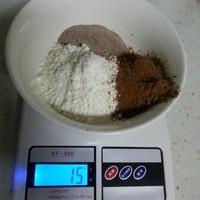 轻松几步做出美味提拉米苏(巧克力海绵蛋糕版)的做法图解4