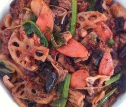 家常版麻辣香锅的做法