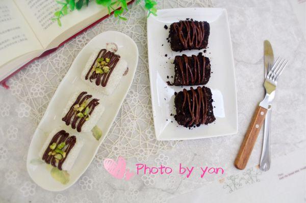 椰香年糕&奥利奥年糕(面包机版)