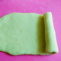百搭的牛奶发面饼(能夹各种馅料的饼坯)的做法图解6