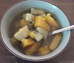 红薯姜糖水 ---- 痛经食谱的做法