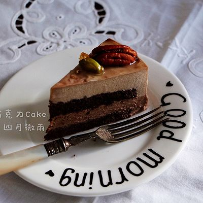 咖啡巧克力Cake