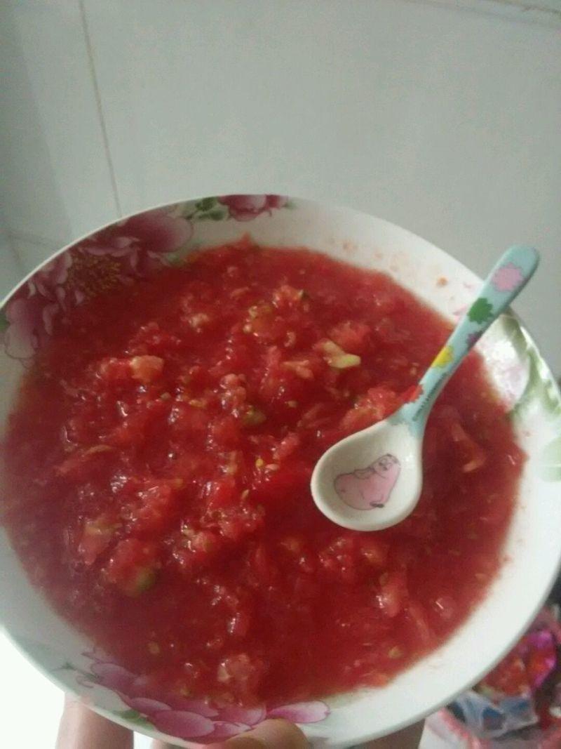 糖拌西红柿怎么烧
