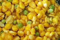 鸭蛋黄焗玉米的做法