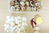 麻辣菌菇小炸蛋的做法