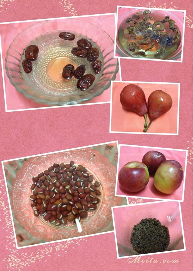 沙果干怎么做_红豆枣、红李梨、红沙果、红果羹怎么做_红豆枣、红李梨、红 ...