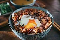 温泉蛋牛肉盖饭|日食记的做法