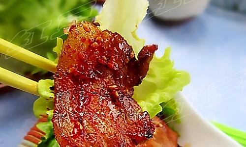挡不住的诱惑---韩式烤五花肉的做法