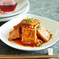 让米饭告急的传统川菜【熊掌豆腐】的做法图解15