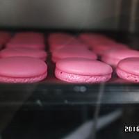 草莓马卡龙---恋爱的味道的做法图解9