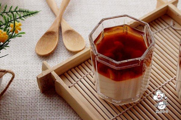 莲子豆浆布丁的做法