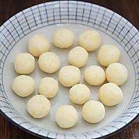 虾仁土豆丸子的做法图解4