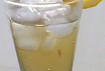 柠檬蜂蜜玫瑰茶的做法