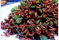 辣椒干虾米的做法