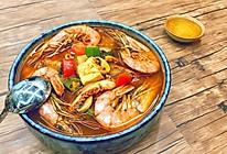 超下饭的海鲜大酱汤的做法