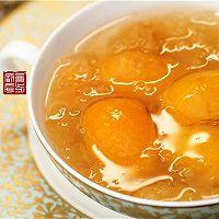 【曼步厨房】枇杷银耳糖水的做法图解8