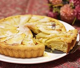 酸甜香酥的美式苹果派(8寸)的做法