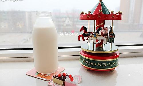 花生牛奶的做法