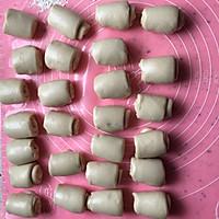 绿豆椪,最爱那口酥香绵软(添加最省力版绿豆馅制作方法)的做法图解8