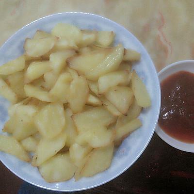 切塊土豆的做法_【圖解】切塊土豆怎么做好吃_切塊