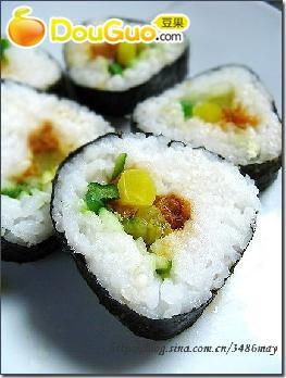 3角型寿司的做法